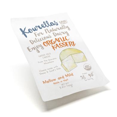 Kasseri P.D.O. Cheese