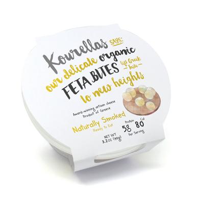 Smoked Feta Bites