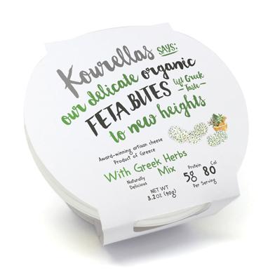 Greek Herbs Mix Feta Bites