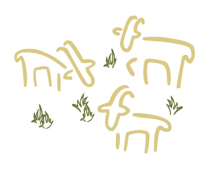 Goat Cheese illustration