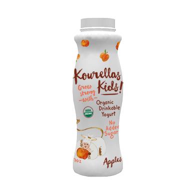 Drinkable Yogurt Apples