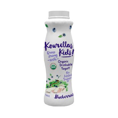 Drinkable Yogurt Bluberries
