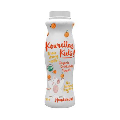 Drinkable Yogurt Mandarins